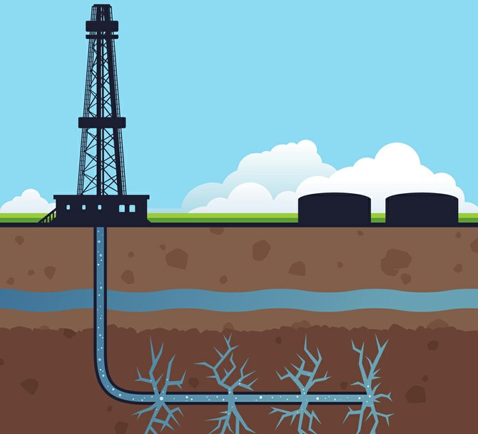 Fracking Graphic t670