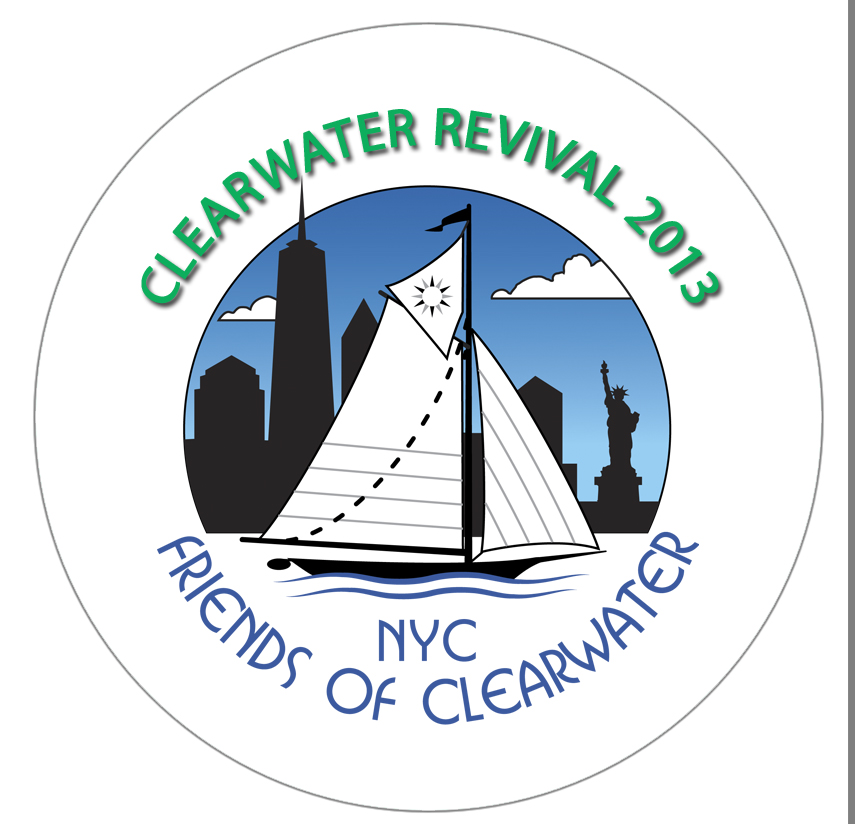NYCFC logo Clearwater Revival 2013